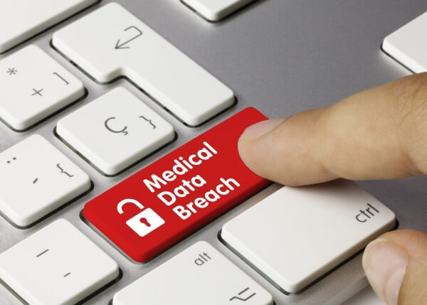 Healthcare organizations are vulnarable which makes it easier for hackers to steal medical information