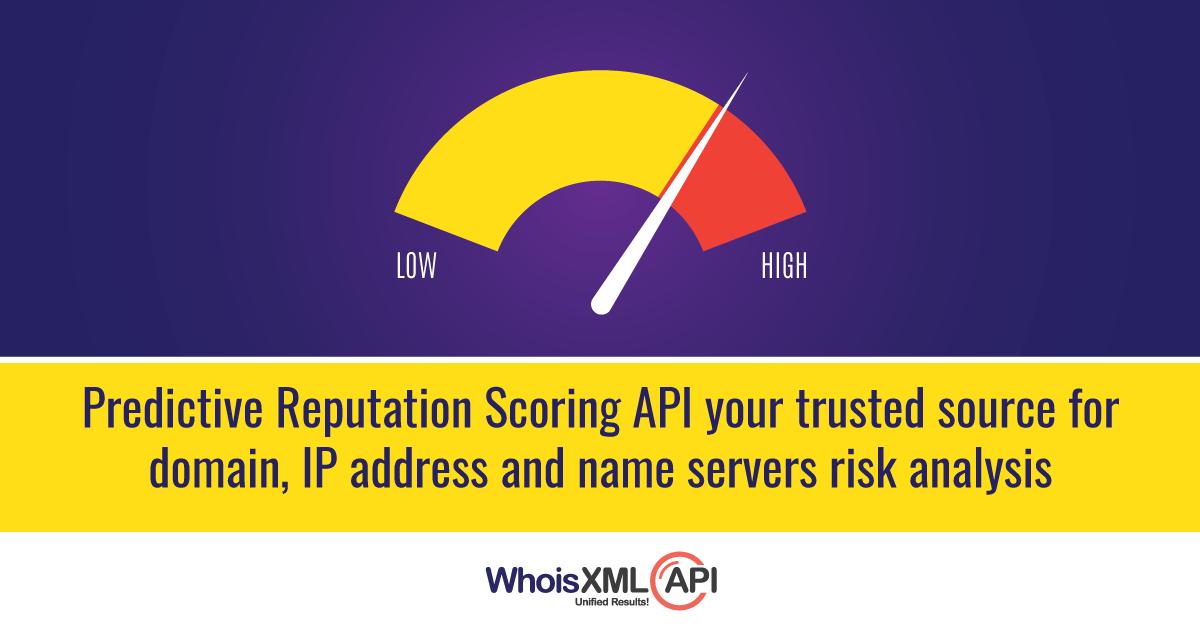 Reputation Scoring API